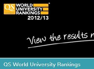 2014年QS大学排行榜