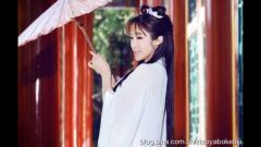 北京大学女硕士面貌清纯酷爱古装(图文)