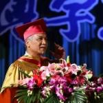 国科大2016届研究生研究生毕业典礼上 中国科学院院士送了5句话(图文)