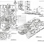 南京林业大学风景园林考研快题设计资料