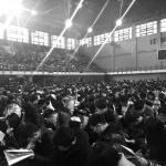 考研季:3000人上考研大课7小时 只闻翻书声(图文)