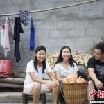 女大学生暂时放弃去英国读研机会 赴乡村扶贫(图文)