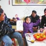 43名外国留学生漯河过春节 感受河南人的热情(图文)