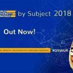 2018QS世界大学学科排名――美国大学学科排名(图文)